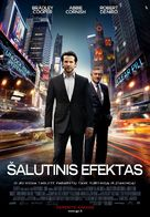 Limitless - Lithuanian Movie Poster (xs thumbnail)
