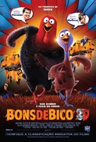 Free Birds - Brazilian Movie Poster (xs thumbnail)