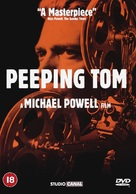 Peeping Tom - British Movie Cover (xs thumbnail)