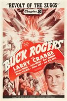 Buck Rogers - Movie Poster (xs thumbnail)