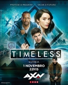 """Timeless"" - Portuguese Movie Poster (xs thumbnail)"