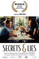 Secrets & Lies - Movie Poster (xs thumbnail)
