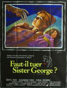 The Killing of Sister George - French Movie Poster (xs thumbnail)