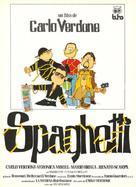 Sacco bello, Un - Spanish Movie Poster (xs thumbnail)
