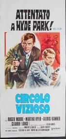 Crossplot - Italian Movie Poster (xs thumbnail)
