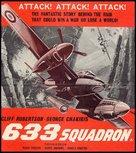 633 Squadron - British Movie Poster (xs thumbnail)