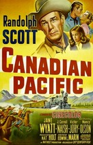 Canadian Pacific - Movie Poster (xs thumbnail)