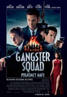Gangster Squad - Polish Movie Poster (xs thumbnail)
