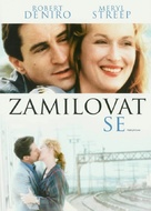 Falling in Love - Czech DVD cover (xs thumbnail)