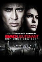 The Bad Lieutenant: Port of Call - New Orleans - German Movie Poster (xs thumbnail)