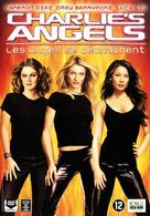 Charlie's Angels: Full Throttle - Belgian DVD movie cover (xs thumbnail)