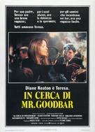 Looking for Mr. Goodbar - Italian Movie Poster (xs thumbnail)