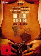 The Heart Is Deceitful Above All Things - German DVD cover (xs thumbnail)