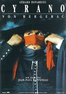 Cyrano de Bergerac - German Movie Poster (xs thumbnail)