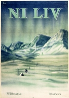 Ni liv - Norwegian Movie Poster (xs thumbnail)