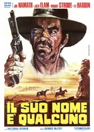 The Last Rebel - Italian Movie Poster (xs thumbnail)