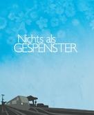 Nichts als Gespenster - German poster (xs thumbnail)