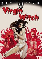 Virgin Witch - DVD cover (xs thumbnail)