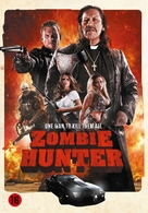 Zombie Hunter - Dutch DVD cover (xs thumbnail)