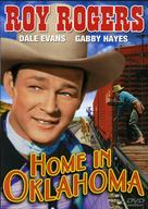 Home in Oklahoma - DVD cover (xs thumbnail)