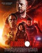 Bloodshot - British Movie Poster (xs thumbnail)