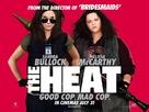 The Heat - British Movie Poster (xs thumbnail)