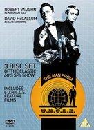 """The Man from U.N.C.L.E."" - British DVD movie cover (xs thumbnail)"