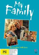 """My Family"" - Australian DVD movie cover (xs thumbnail)"