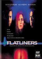 Flatliners - Swiss DVD movie cover (xs thumbnail)