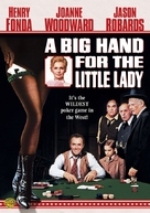 A Big Hand for the Little Lady - DVD movie cover (xs thumbnail)