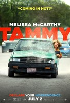 Tammy - Movie Poster (xs thumbnail)