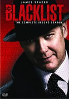 """The Blacklist"" - DVD movie cover (xs thumbnail)"