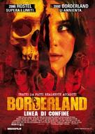 Borderland - Italian Combo poster (xs thumbnail)