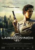 Largo Winch - French Movie Cover (xs thumbnail)