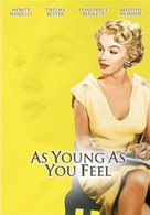 As Young as You Feel - Movie Cover (xs thumbnail)