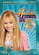 """""""Hannah Montana"""" - Czech DVD cover (xs thumbnail)"""
