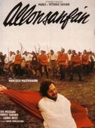 Allonsanfan - French Movie Poster (xs thumbnail)