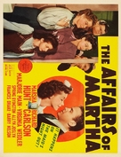 The Affairs of Martha - Movie Poster (xs thumbnail)