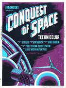 Conquest of Space - Movie Poster (xs thumbnail)
