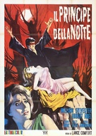 Devils of Darkness - Italian Movie Poster (xs thumbnail)