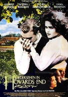 Howards End - German Movie Poster (xs thumbnail)