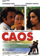 Chaos - Spanish Movie Poster (xs thumbnail)