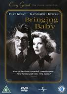 Bringing Up Baby - British DVD cover (xs thumbnail)