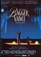 The Legend Of Bagger Vance - Polish Movie Poster (xs thumbnail)