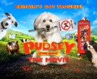 Pudsey the Dog: The Movie - British Movie Poster (xs thumbnail)
