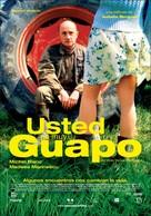 Je vous trouve très beau - Mexican Movie Poster (xs thumbnail)