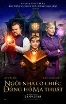 The House with a Clock in its Walls - Vietnamese Movie Poster (xs thumbnail)