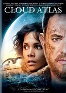 Cloud Atlas - DVD cover (xs thumbnail)