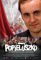 Popieluszko. Wolnosc jest w nas - Spanish Movie Poster (xs thumbnail)