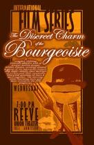 Le charme discret de la bourgeoisie - French Movie Cover (xs thumbnail)